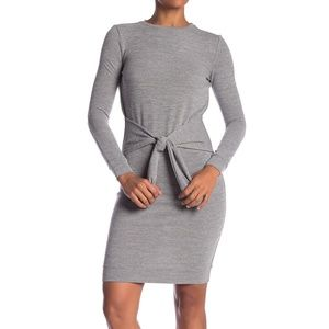 Romeo & Juliet Couture Heathered Sweater Dress NWT